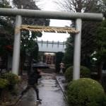 浅間神社とTAKAHARU